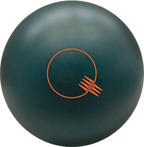 Brunswick Quantum Forest Green Solid