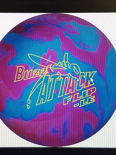 Lane Masters-Lane Masters Buzz Attack Flip-LEBall Reviews