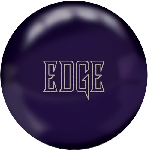 Brunswick-Brunswick Edge Dark Purple SolidBall Reviews